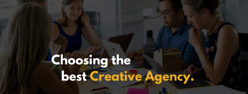Choosing Creative Agency